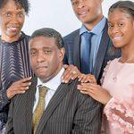 The Fenton Family header