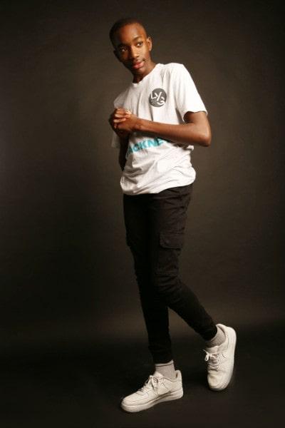 Yusif Kargbo (17)
