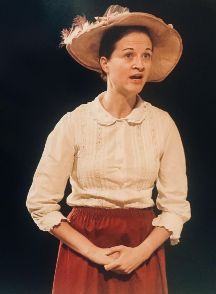 Georgie Carter